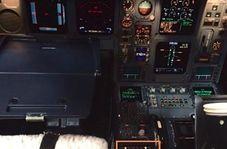 فرود اضطراری هواپیما به خاطر یک فنجان قهوه