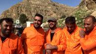 کار جالب کارکنان متروی تهران برای کمک به سیلزدگان لرستان