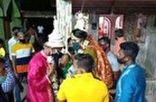 تصمیم خطرناکی که زوج هندی در روزهای کرونایی گرفتند!