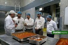 گزارش اختصاصی فرتاک نیوز از آشپزخانه زائران ایرانی در مکه مکرمه