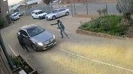 فرار از یک قدمی مرگ در حمله مسلحانه
