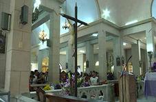 مراسم عجیب مذهبی برای شفای بیماران