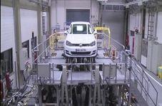 تستهای عجیب و غریب کیفیت خودروی فولکس گلف