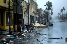 خاموشی ۲۱۰ روزه یکی از مناطق آمریکا در اثر طوفان