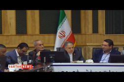 صحبت های مهم مهندس احمدصفری در خصوص مشکلات کارخانه های کرمانشاه
