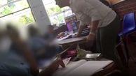 کتک زدن دانش آموز دختر توسط معلم خبرساز شد!