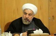 روحانی: اگر آمریکاییها از حد شعار علیه سپاه فراتر بروند، با مصیبت مواجه میشوند
