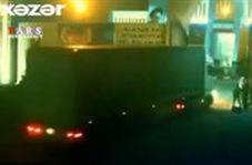 گزارش تلویزیون آذربایجان از کشف هروئین از کامیون ایرانی