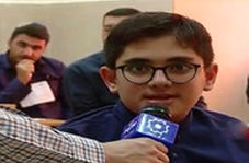نوجوان ۱۲ ساله، کمسنترین داوطلب کنکور ارشد ۹۸!