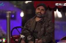 فیلم/ خاطره خنده دار علی مشهدی فرار از دست پلیس با تراکتور