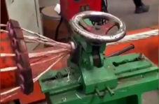 فرآیند تولید کابل برق فشار قوی!