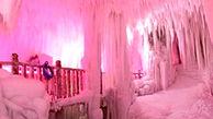 رونمایی از بزرگترین غارهای یخی دنیا در چین