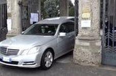 صف کشیدن خودروهای نعش کش در قبرستانهای ایتالیا پس از شیوع کرونا