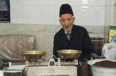صحبتهای آموزنده و شنیدنی فروشنده منصف تبریزی