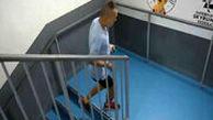 مسابقه بالا رفتن از پلههای بلندترین آسمانخراش چین