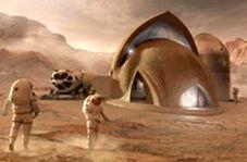 خانه انسانها در مریخ این گونه خواهد بود