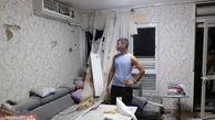 وضعیت خانه غصبی یک صهیونیست