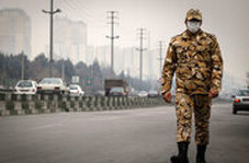 توضیحات سرتیپ فراهانی درباره اخبار ضد و نقیض ابتلا به کرونا در پادگان ۰۱ تهران