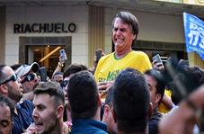 لحظه چاقو خوردن نامزد ریاست جمهوری برزیل میان جمعیت+فیلم
