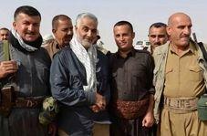 روایتی تازه از نبرد سردار سلیمانی با داعش و ورود ایران به عراق