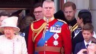 تذکر شاهزاده انگلیسی به همسرش در یک مراسم رسمی!