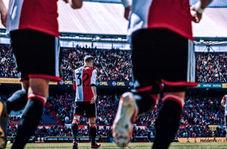 آخرین بازی و لحظه خداحافظی فن پرسی از دنیای فوتبال