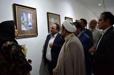 نمایشگاه عکس و نقاشی با عنوان تا ثریا