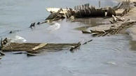 پیدا شدن لاشه کشتی گمشده در رودخانه راین پس از 123 سال