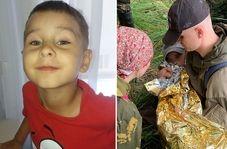 زنده ماندن باورنکردنی کودک پس از مفقود شدن در جنگل!