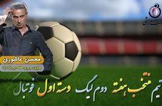 محسن عاشوری؛ بهترین سرمربی هفته دوم لیگ یک