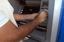 دزدی از حسابهای مردم با کارت بانکی کپی شده!