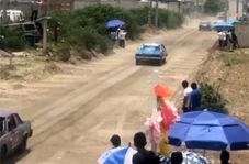 عاقبت مرگبار خودخواهی در مسابقات اتومبیلرانی