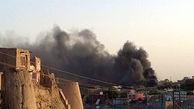 شهر غزنی افغانستان در آتش و جنگ + فیلم