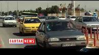 مسیرهای پرتردد و ترافیکی اعلام شد