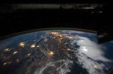 تایملپسی دیدنی از نورهای زمین!