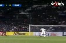 گل آندو، که بهترین گل تاریخ لیگ قهرمانان شد