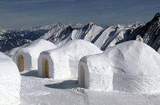 زندگی جالب روستاییان روسیه در جهانی از برف و یخ