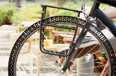 تایرهای دوچرخهای که هرگز پنچر نمیشوند