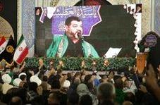 تصاویر دیدنی از حضور خادمان اربعین حسینی در مشهدالرضا(ع)