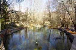 پارک جنگلی بابا امان، بهشت خراسان شمالی