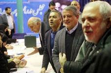 محسن هاشمی: خوشبختانه آقای ظریف بلد بودند و دست ندادند
