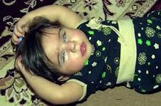 عمل 700 میلیون تومانی مانعی برای بینا شدن/ کودک رامهرمزی نیازمند کمکهای مردمی