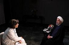 اقدام بی شرمانه شبکه سی ان ان هنگام مصاحبه با روحانی!