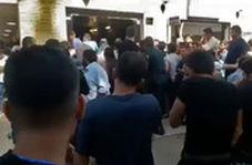 حمله به هواداران پرسپولیس با اسپری فلفل در اصفهان