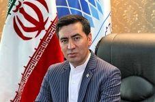 اقدام جالب فرهاد تجری در شب فرهنگی کرمانشاه در برج میلاد