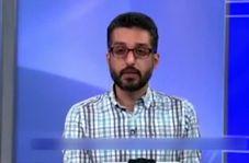 مجری شبکه صدای آمریکا برای ضایع نشدن ریشه برنامهاش را زد!