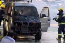 باور خرافی راننده، حادثه آفرید!