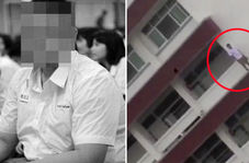 خودکشی دردناک نوجوان دانش آموز در مدرسه