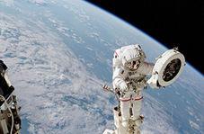 آشپزی به شیوه ای متفاوت در ایستگاه فضایی بینالمللی