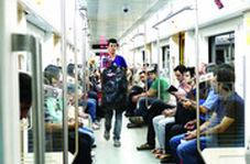دستفروشی نفر اول کنکور کارشناسی ارشد اقتصاد در مترو
